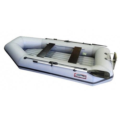 Лодка с надувным дном Хантер 280 ЛТН