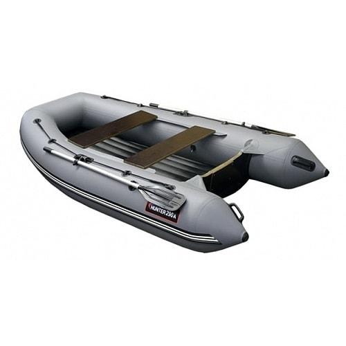 Лодка с надувным дном Хантер 290 А