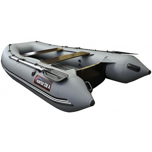 Лодка с надувным дном Хантер 330 А