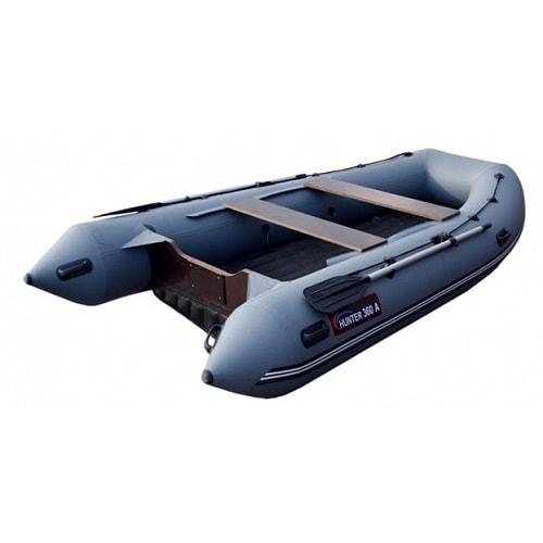 Лодка с надувным дном Хантер 360 А