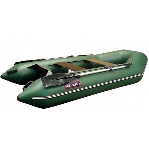 Моторно-гребная лодка Хантер 290 ЛК