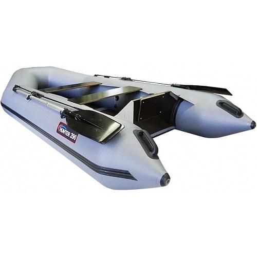 Моторно-гребная лодка Хантер 290 Л