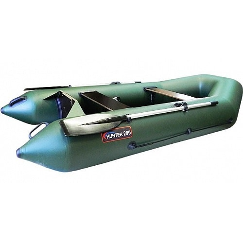 Моторно-гребная лодка Хантер 290 Р