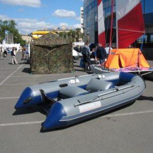 Надувная лодка Флагман 350 L