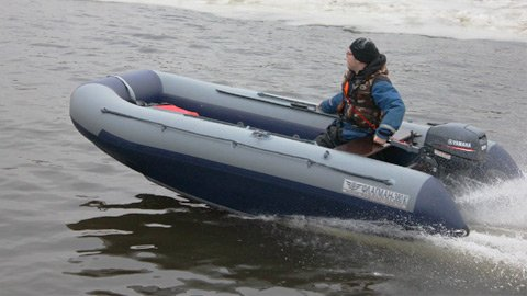 Надувная лодка Флагман 380 K